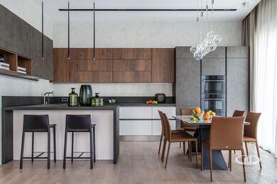 Дизайн и ремонт квартиры в ЖК Садовые Кварталы | Современный стиль | Фото №6