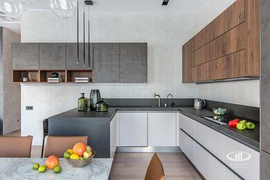 Дизайн и ремонт квартиры в ЖК Садовые Кварталы | Современный стиль | Фото №7