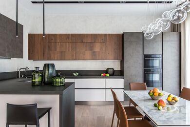Дизайн и ремонт квартиры в ЖК Садовые Кварталы | Современный стиль | Фото №8