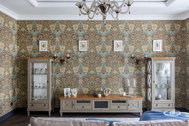 Дизайн и ремонт квартиры в ЖК Алые Паруса в классическом стиле | Фото №1