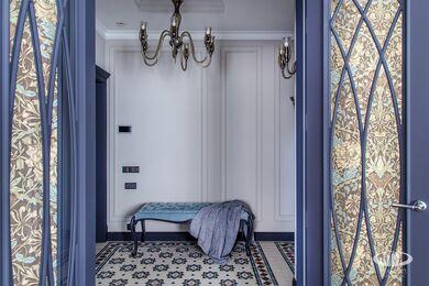 Дизайн и ремонт квартиры в ЖК Алые Паруса в классическом стиле | Фото №24