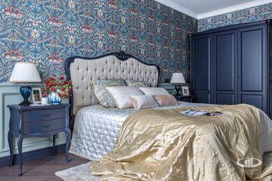 Дизайн и ремонт квартиры в ЖК Алые Паруса в классическом стиле | Фото №15