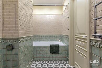 Дизайн и ремонт квартиры в ЖК Алые Паруса в классическом стиле | Фото №26