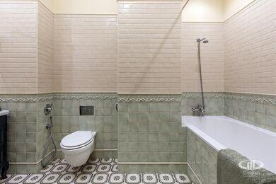 Дизайн и ремонт квартиры в ЖК Алые Паруса в классическом стиле | Фото №27