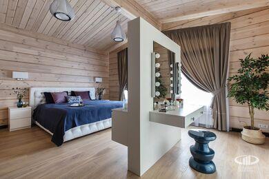 Дизайн интерьера загородного дома в стиле минимализм | Фото №16