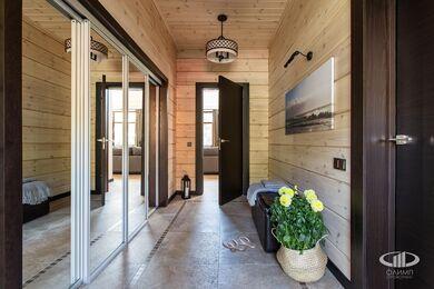 Дизайн интерьера загородного дома в стиле минимализм | Фото №33