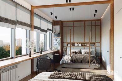 Дизайн интерьера квартиры в стиле минимализм в ЖК Лица | Фото №9