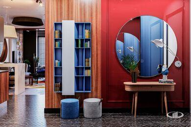 Дизайн интерьера однокомнатной квартиры в ЖК Достояние | Фото №19
