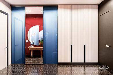 Дизайн интерьера однокомнатной квартиры в ЖК Достояние | Фото №20