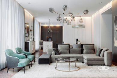 Дизайн интерьера квартиры в ЖК Резиденция Монэ | Фото №3
