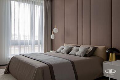 Дизайнерский ремонт апартаментов в современном стиле | Фото №17