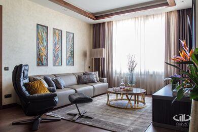 Дизайнерский ремонт квартиры в ЖК Авеню 77 | Фото №1