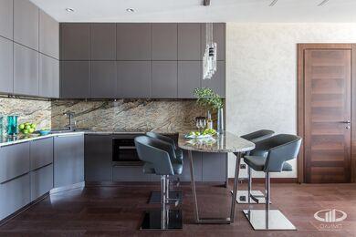 Дизайнерский ремонт квартиры в ЖК Авеню 77 | Фото №8