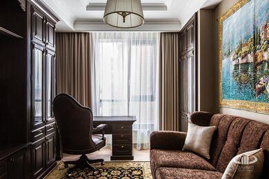 Дизайнерский ремонт квартиры в ЖК Дыхание | Фото №1