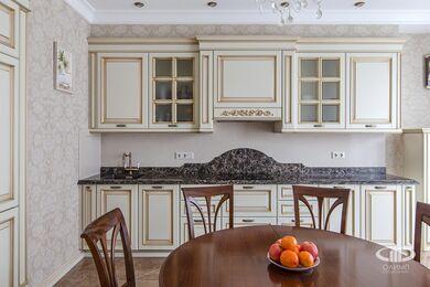Дизайнерский ремонт квартиры в ЖК Дыхание | Фото №13