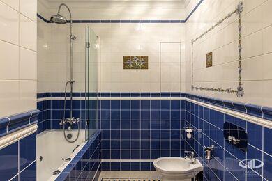 Дизайнерский ремонт квартиры в ЖК Дыхание | Фото №24