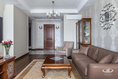 Дизайнерский ремонт квартиры в ЖК Наследие   Фото №10