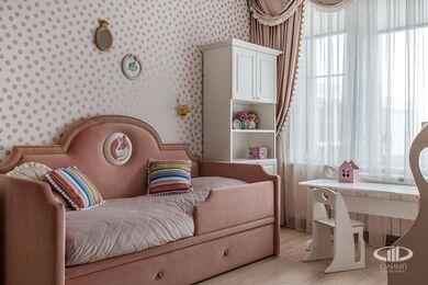 Дизайнерский ремонт квартиры в ЖК Наследие   Фото №19