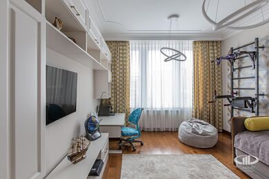 Дизайнерский ремонт квартиры в ЖК Наследие   Фото №23