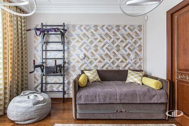 Дизайнерский ремонт квартиры в ЖК Наследие   Фото №24