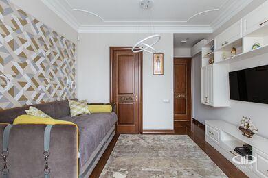 Дизайнерский ремонт квартиры в ЖК Наследие   Фото №26