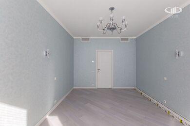 Ремонт трехкомнатной квартиры в современном стиле | ЖК Наследие | Фото №1