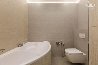 Ремонт трехкомнатной квартиры в современном стиле | ЖК Наследие | Фото №11