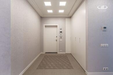 Ремонт трехкомнатной квартиры в современном стиле | ЖК Наследие | Фото №13