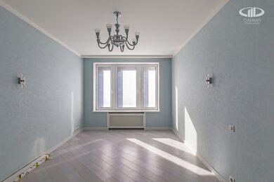 Ремонт трехкомнатной квартиры в современном стиле | ЖК Наследие | Фото №2
