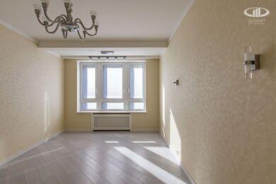 Ремонт трехкомнатной квартиры в современном стиле | ЖК Наследие | Фото №3