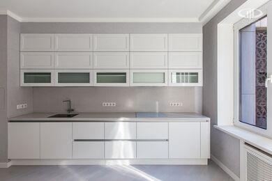 Ремонт трехкомнатной квартиры в современном стиле | ЖК Наследие | Фото №7
