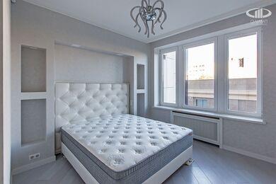 Ремонт трехкомнатной квартиры в современном стиле | ЖК Наследие | Фото №8