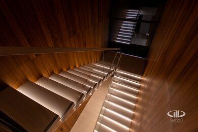 Внутренняя отделка загородного дома в стиле Минимализм | Фото №26