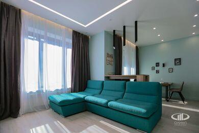 Ремонт двухкомнатной квартиры в ЖК Царская площадь | Фото №4