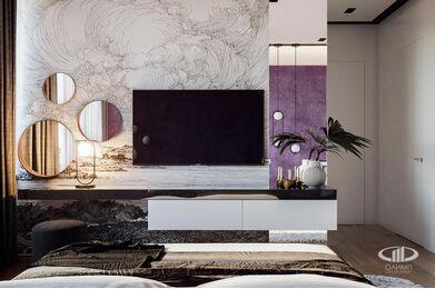 Дизайн интерьера квартиры в стиле минимализм в ЖК Лица | Фото №12