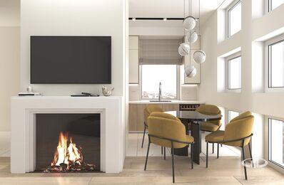 Дизайн интерьера квартиры в ЖК Голландский дом в стиле минимализм | Фото №5