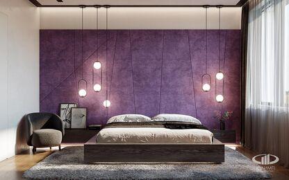 Дизайн интерьера квартиры в стиле минимализм в ЖК Лица | Фото №10