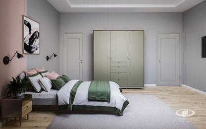 Дизайн интерьера 3-комнатной квартиры в ЖК Искра Парк | Фото №12