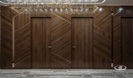 Дизайн 3-комнатной квартиры в ЖК Вишневый сад | Фото №19